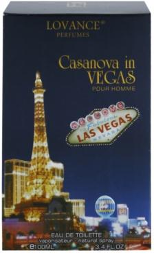 Lovance Casanova in Vegas eau de toilette para hombre 4