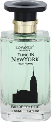 Lovance Fling in New York тоалетна вода за мъже 2