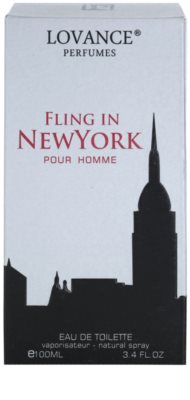 Lovance Fling in New York Eau de Toilette für Herren 4