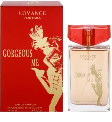 Lovance Gorgeous Me парфумована вода для жінок