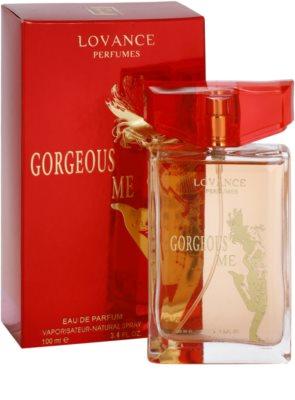 Lovance Gorgeous Me Eau de Parfum für Damen 1