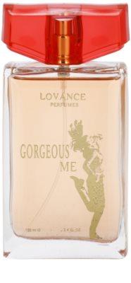 Lovance Gorgeous Me Eau de Parfum für Damen 2