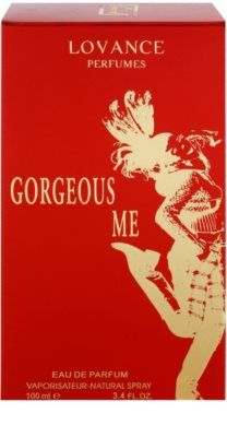 Lovance Gorgeous Me Eau de Parfum für Damen 4