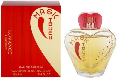 Lovance Magic Touch Eau de Parfum para mulheres