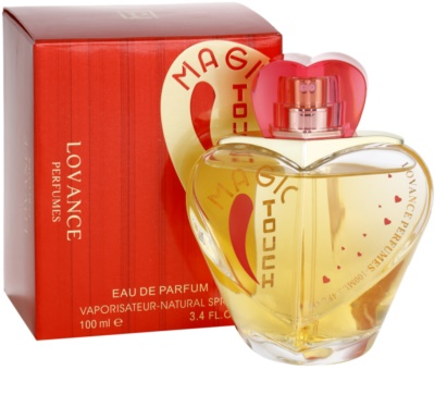 Lovance Magic Touch Eau de Parfum für Damen 1