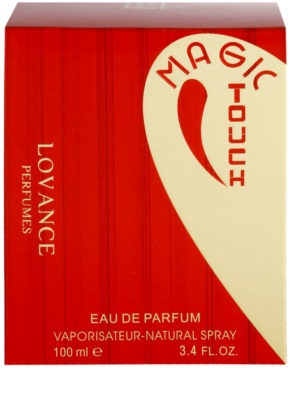 Lovance Magic Touch Eau de Parfum für Damen 4