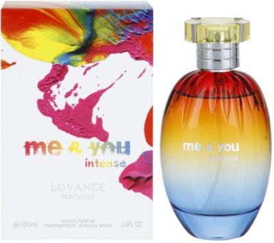 Lovance Me and You Intense Eau De Parfum pentru femei