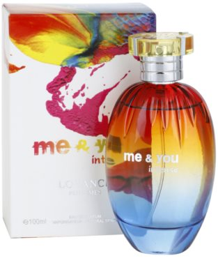 Lovance Me and You Pour Femme Eau de Parfum for Women 1