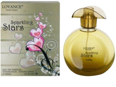 Lovance Sparkling Stars Eau de Parfum para mulheres