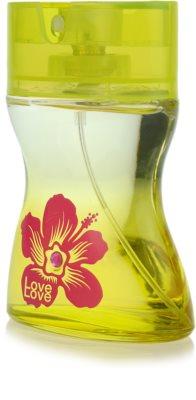 Love Love Sun & Love Eau de Toilette para mulheres 3