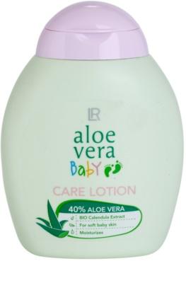 LR Aloe Vera Baby loción nutritiva para niños
