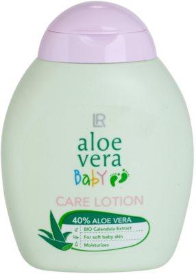 LR Aloe Vera Baby negovalno mleko za otroke