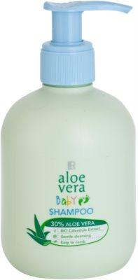 LR Aloe Vera Baby sanftes Shampoo für Kinder für die leichte Kämmbarkeit des Haares