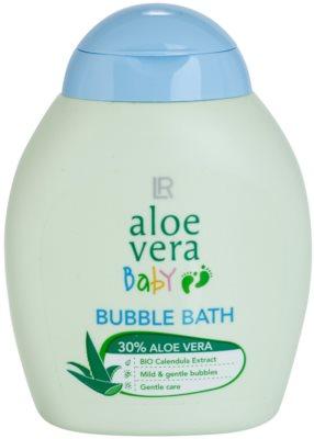 LR Aloe Vera Baby espuma de baño suave