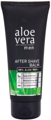 LR Aloe Vera Men borotválkozás utáni balzsam hidratáló hatással