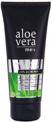 LR Aloe Vera Men antystresowy krem nawilżający do twarzy
