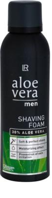 LR Aloe Vera Men espuma de afeitar con efecto humectante