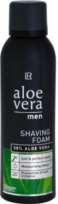 LR Aloe Vera Men піна для гоління зі зволожуючим ефектом