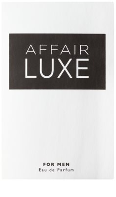 LR Affair Luxe For Men eau de parfum para hombre 1