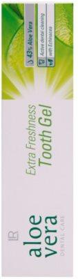 LR Aloe Vera Dental Care gel dental para aliento fresco 2