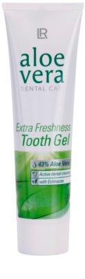 LR Aloe Vera Dental Care gel dental para aliento fresco