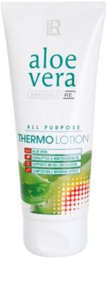 LR Aloe Vera Special Care loção térmica para corpo