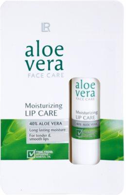 LR Aloe Vera Face Care bálsamo hidratante para labios