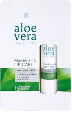LR Aloe Vera Face Care хидратиращ балсам за устни