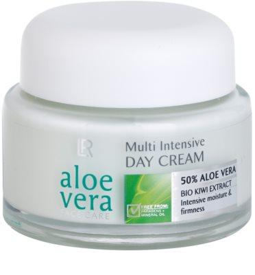 LR Aloe Vera Face Care nawilżająco-ujędrniający krem na dzień
