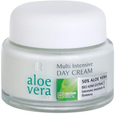 LR Aloe Vera Face Care зволожуючий та зміцнюючий денний крем