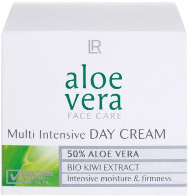 LR Aloe Vera Face Care feuchtigkeitsspendende und festigende Tagescreme 2