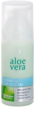 LR Aloe Vera Face Care gel de hidratação da pele com um efeito refrescante