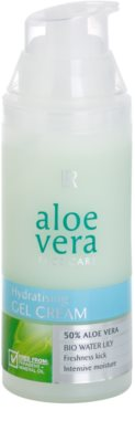 LR Aloe Vera Face Care gel de hidratação da pele com um efeito refrescante 1