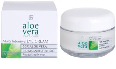 LR Aloe Vera Face Care Augencreme gegen Schwellungen 1