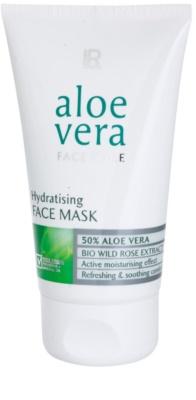 LR Aloe Vera Face Care pomirjevalna in vlažilna maska