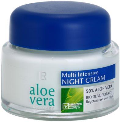 LR Aloe Vera Face Care crema regeneradora de noche
