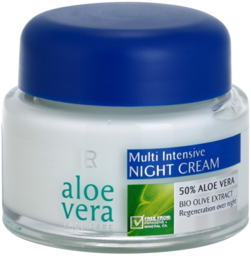 LR Aloe Vera Face Care відновлюючий нічний крем