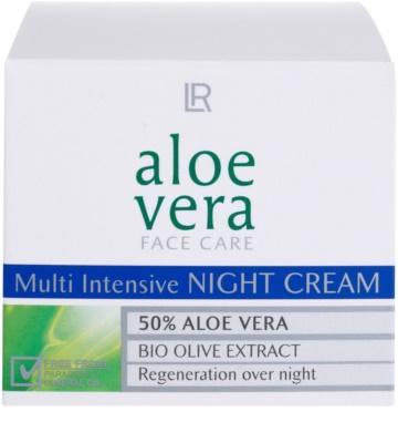 LR Aloe Vera Face Care regeneráló éjszakai krém 2