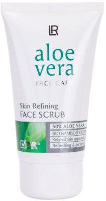 LR Aloe Vera Face Care descuamarea pielii