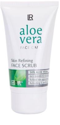 LR Aloe Vera Face Care peeling facial