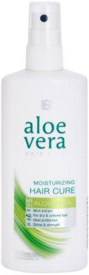 LR Aloe Vera Hair Care bezoplachová kúra pro suché a barvené vlasy