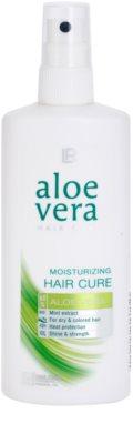 LR Aloe Vera Hair Care kuracja bez spłukiwania do włosów suchych i farbowanych