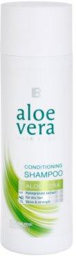 LR Aloe Vera Hair Care шампоан  за суха и боядисана коса