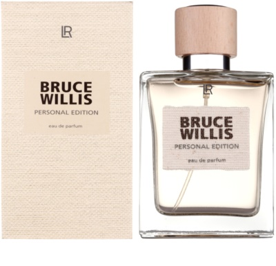 LR Bruce Willis Personal Edition Summer Eau de Parfum für Herren