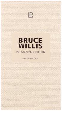 LR Bruce Willis Personal Edition Summer eau de parfum para hombre 1