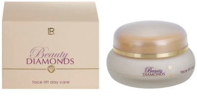 LR Beauty Diamonds crema de zi cu efect lifting 1