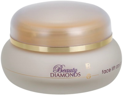 LR Beauty Diamonds crema de zi cu efect lifting