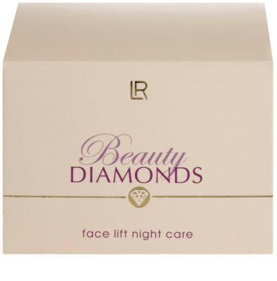 LR Beauty Diamonds crema de noapte cu efect lifting 2