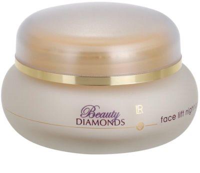 LR Beauty Diamonds Nachtcreme mit Lifting-Effekt