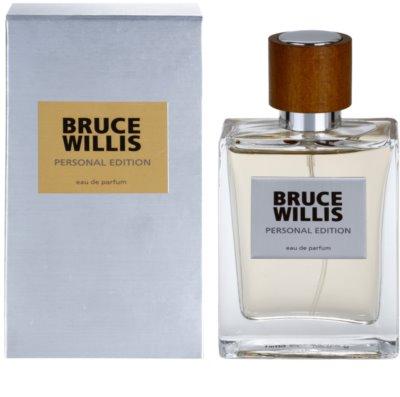 LR Bruce Willis Personal Edition eau de parfum férfiaknak